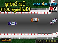 Car racing challange 2013 online